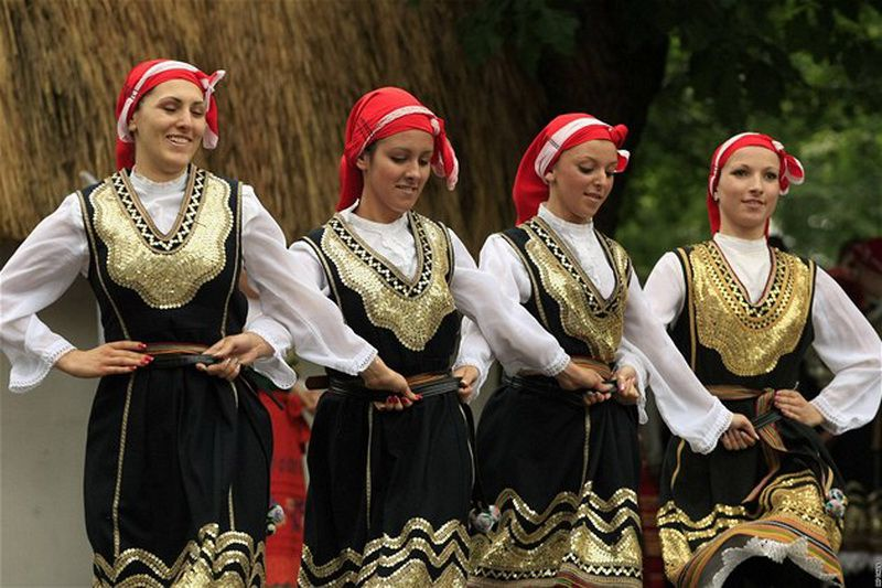 Strážnice International Folklore Festival 2013