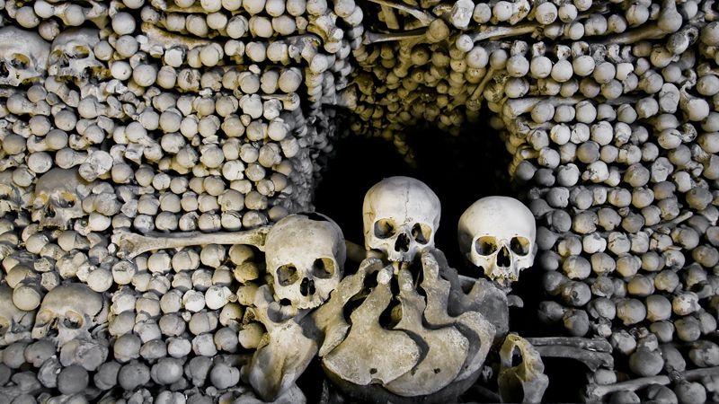 Kutná Hora - Ossuary in Sedlec
