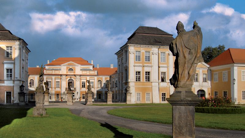 Duchcov Chateau