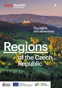 Bekijk de Regio's brochure op de website van CzechTourism.com