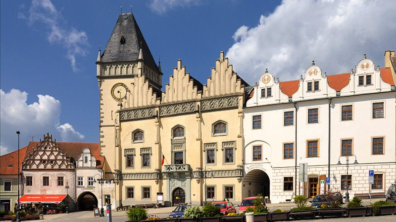 Tábor - Old Town Hall