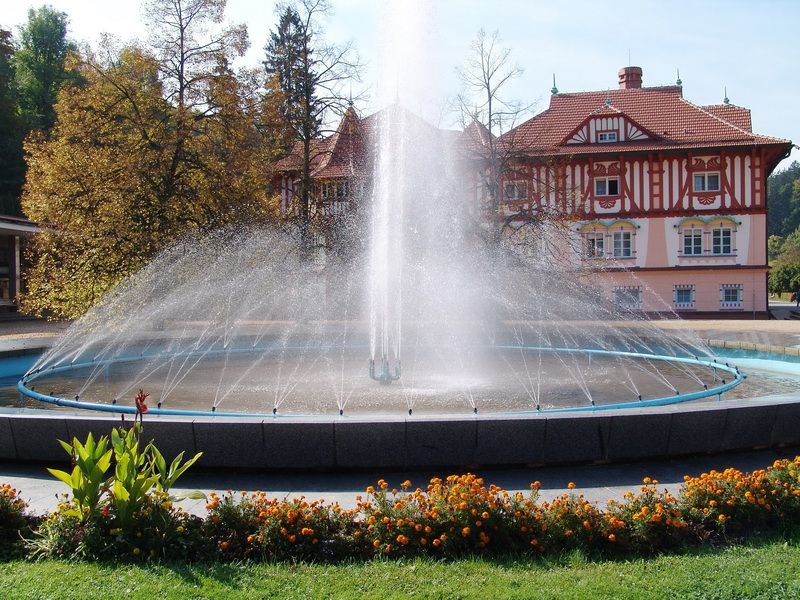 This year's main spa season in Luhačovice commences with the Opening of the Springs.