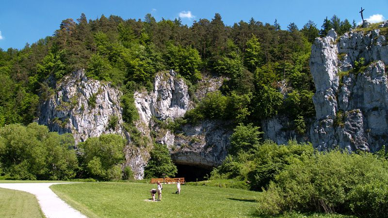 Sloup-Šošůvka Caves