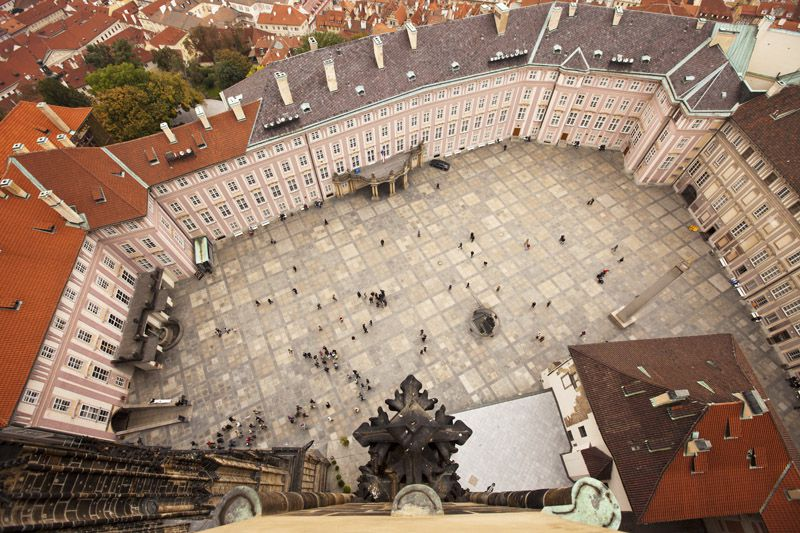 Praga – Katedra świętego Wita