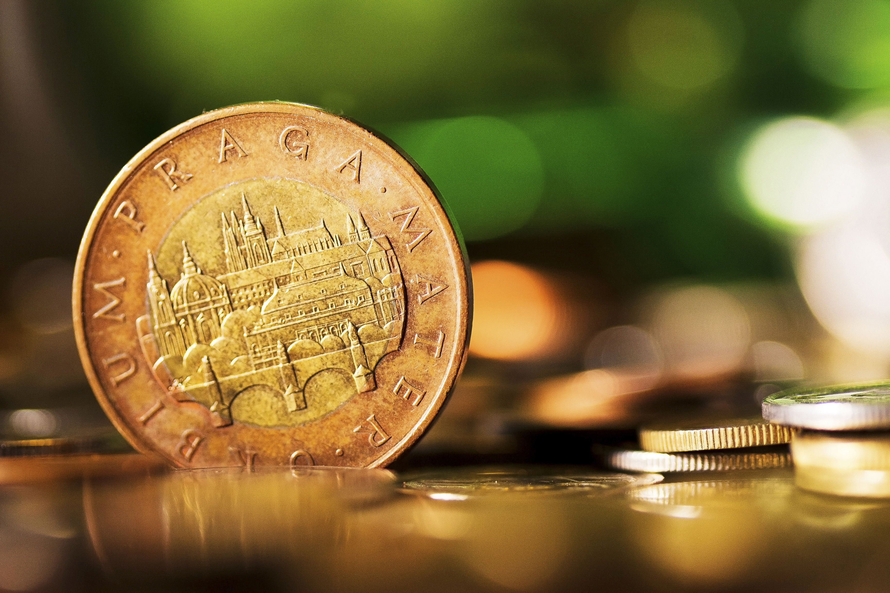 The official currency of the Czech Republic is the Czech crown (Kč/ in English CZK).