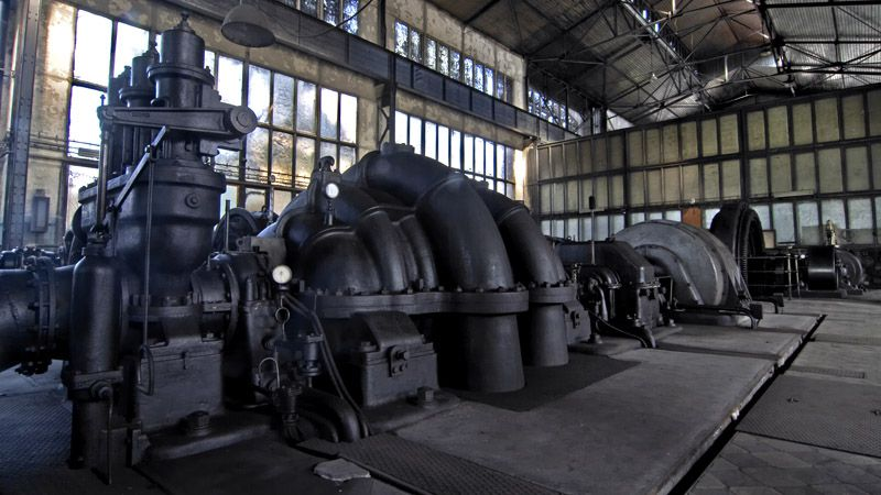 La mine Michal