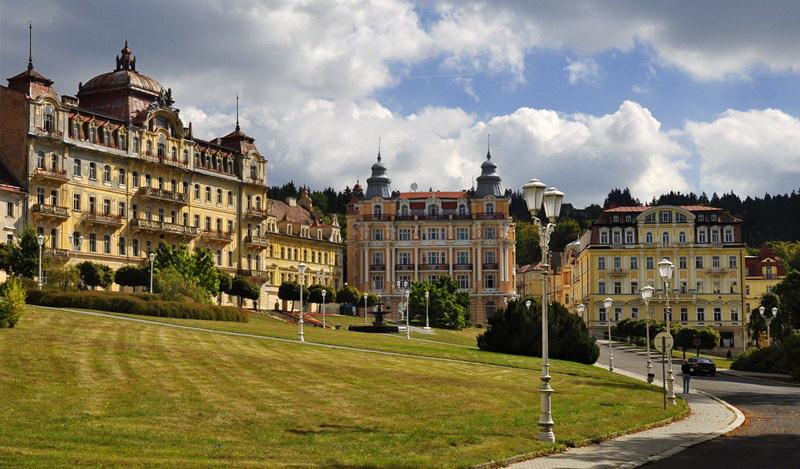 The City Museum in Mariánské Lázně