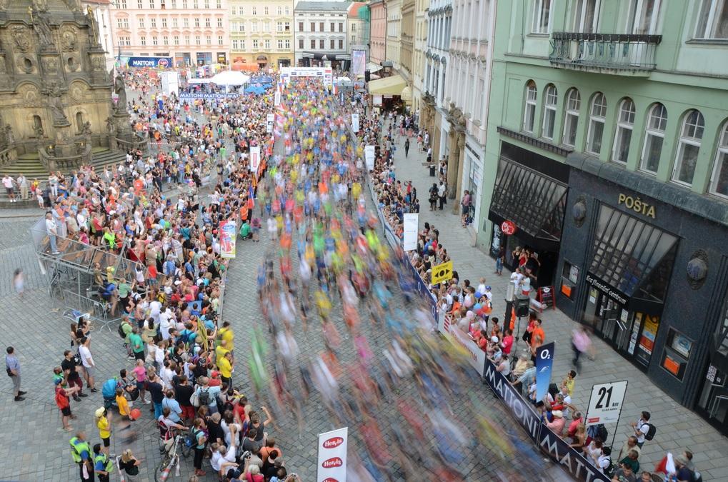 Mattoni Olomouc Half Marathon 2013