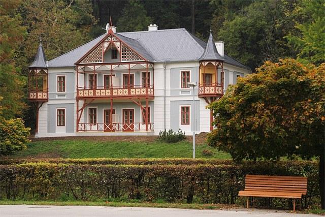 Lázeňský Hotel Vila Alpská růže