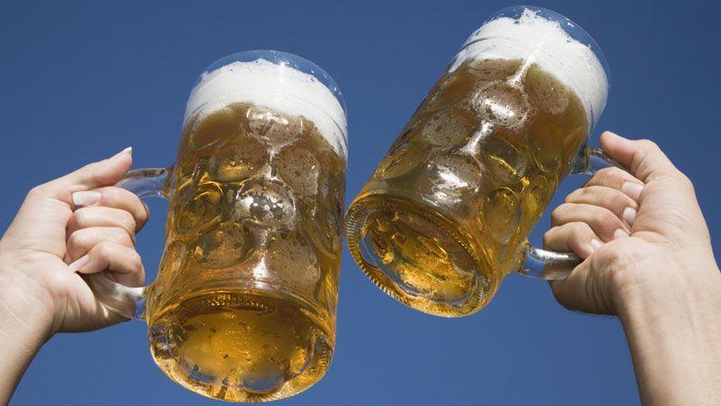 Chodovar – das Bierbad