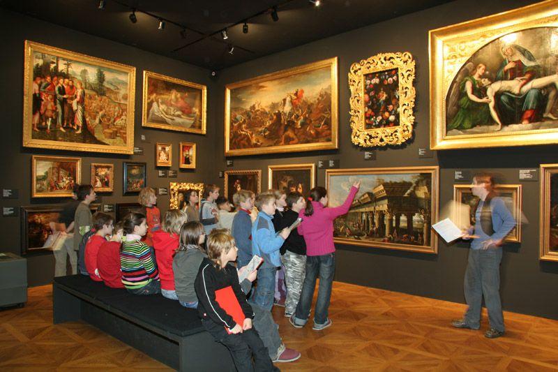 Das Kunstmuseum in Olmütz