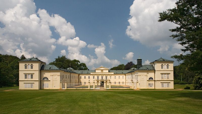 Zamek Kynžvart