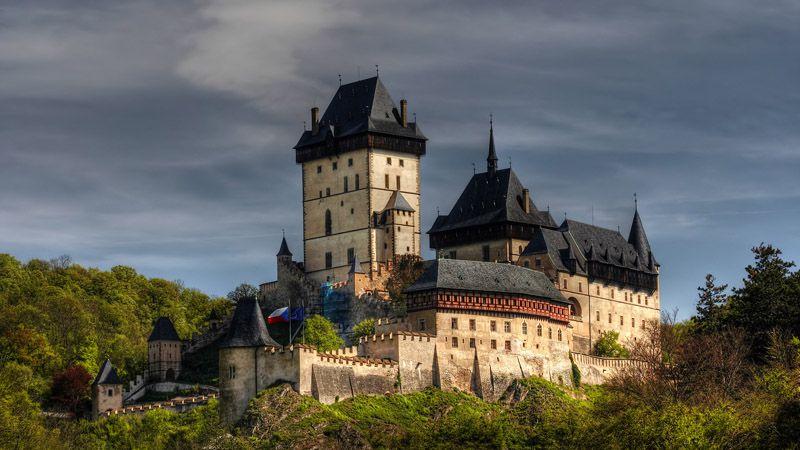 Castillo de Karlstein