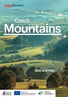 Bekijk de brochure De bergen van Tsjechië op de website van CzechTourism.com