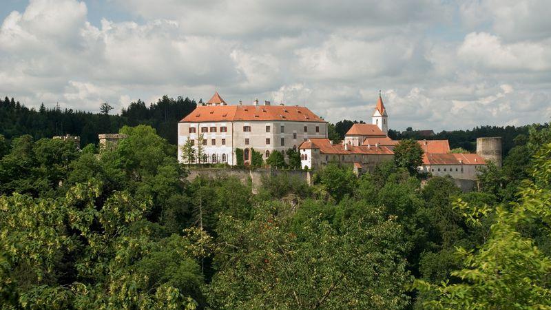 Castillo de Bítov