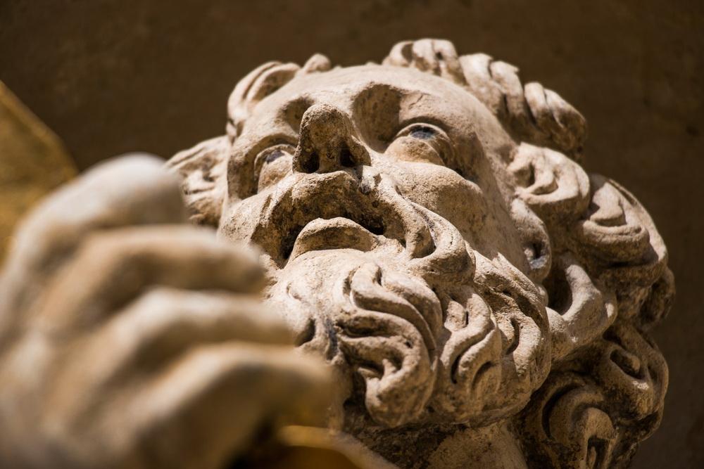 Loreta Prague - sculpture