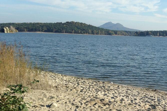 Las 'playas' de agua dulce te están esperando.