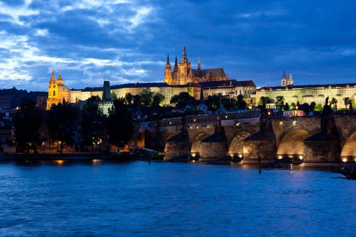O Castelo de Praga