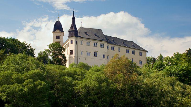 Hrubý Rohozec Chateau