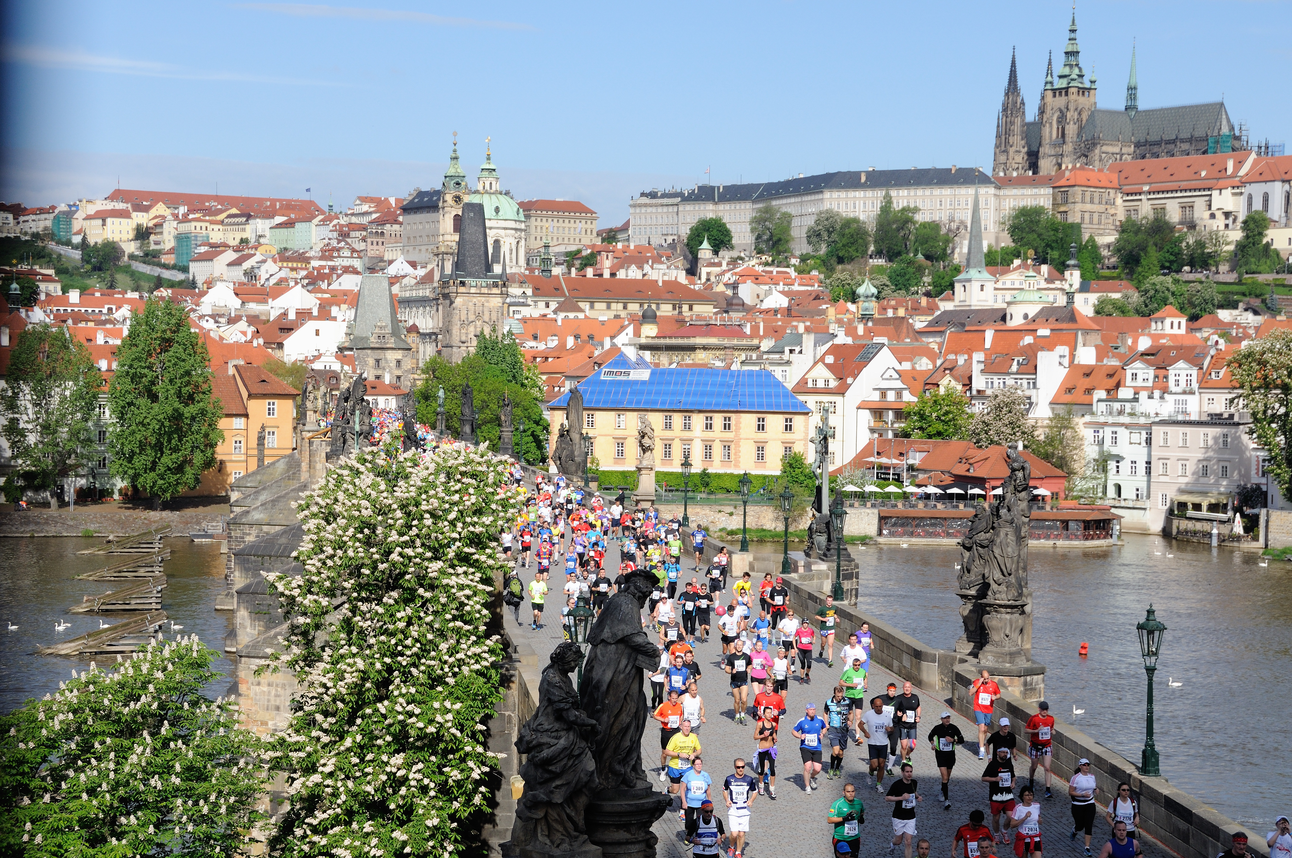 Head for the Czech Capital to See Some Great Sporting Events.