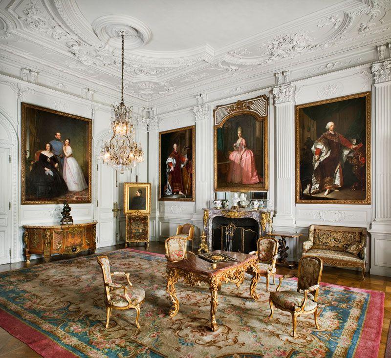 Opočno Chateau - interior