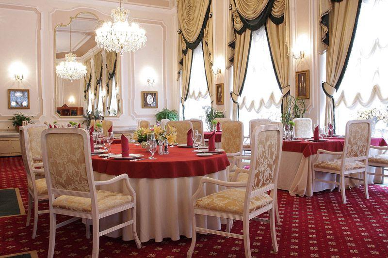 L'hôtel Grandhotel Pupp – Karlovy Vary