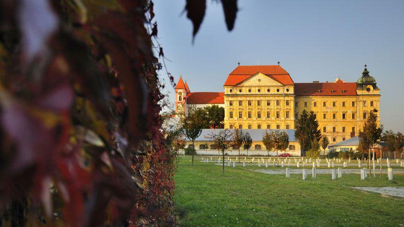 Louka Monastery - Znovín programmes