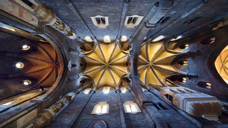 Třebíč - basilica di San Procopio