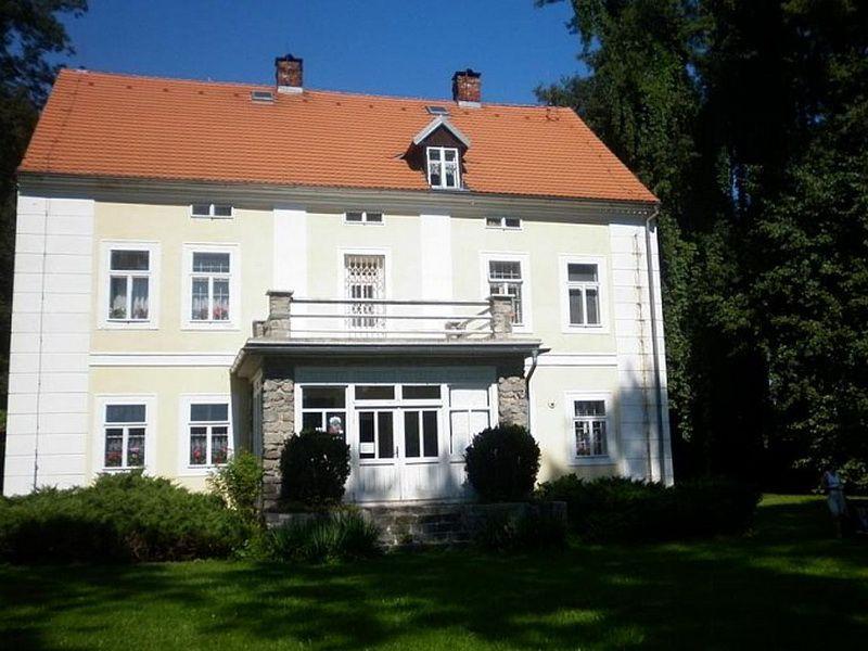 Čapek's Strž near Dobříš