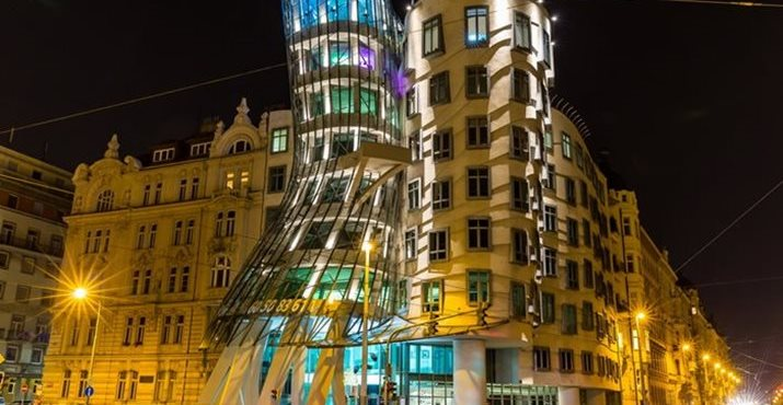 Czech Republic Modern Buildings You Have To See