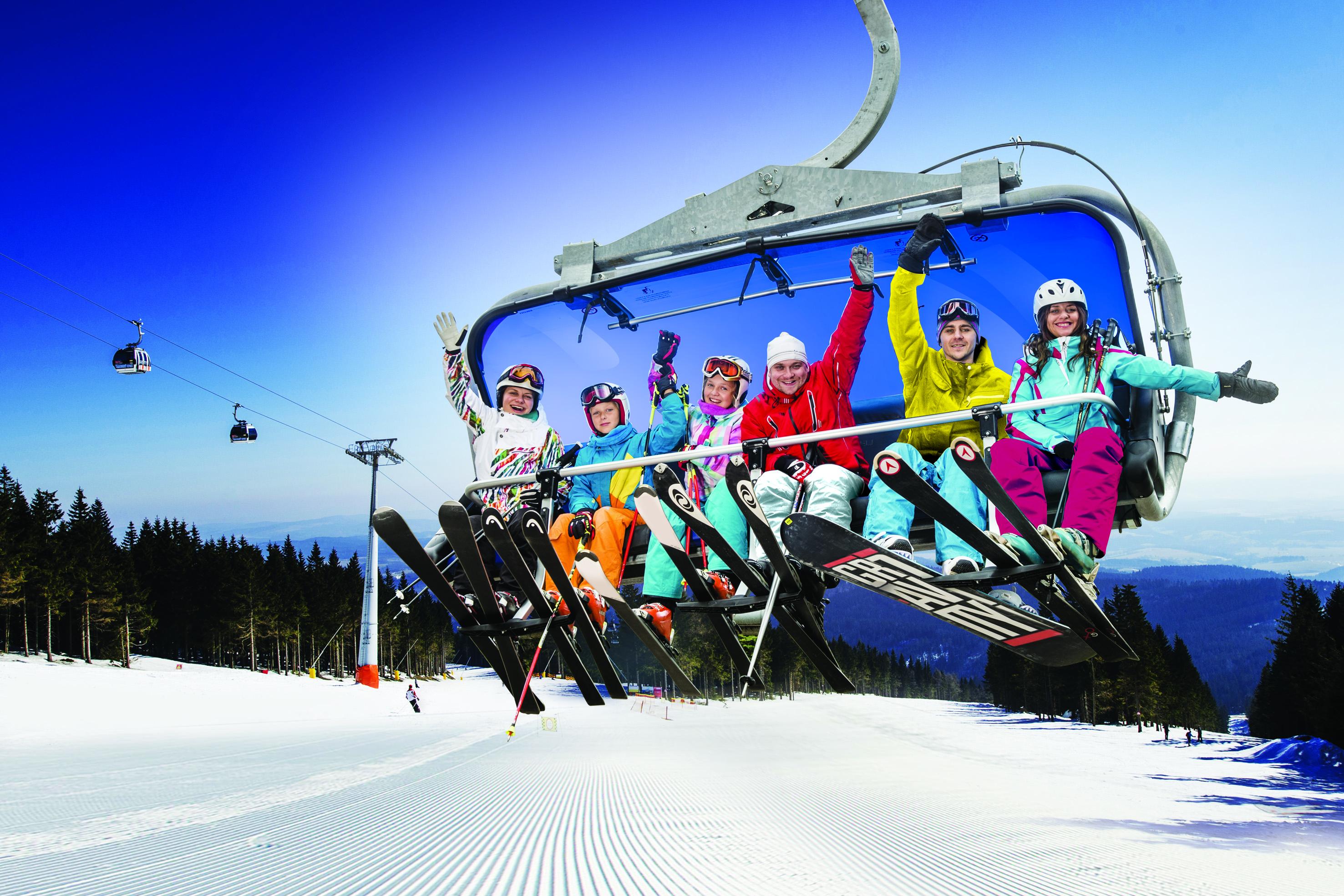 Лыжный курорт Черна гора