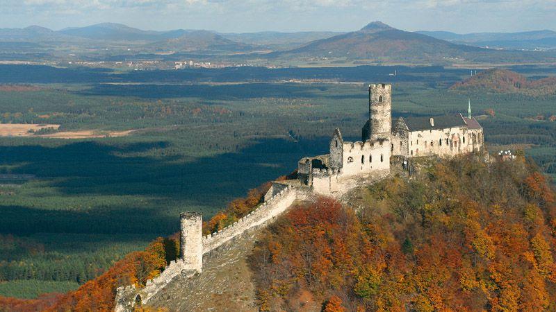Castillo de Bezděz