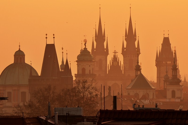 Explore the New Town of Prague and discover the symbolism created by the greatest Czech king and Roman emperor Charles IV. This year we commemorate 700 years since his birth.