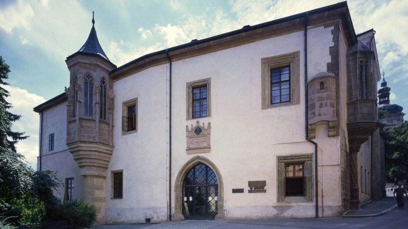 Kutná hora - Museo boemo dell'argento