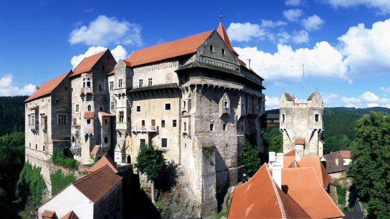 Pernštejn Castle
