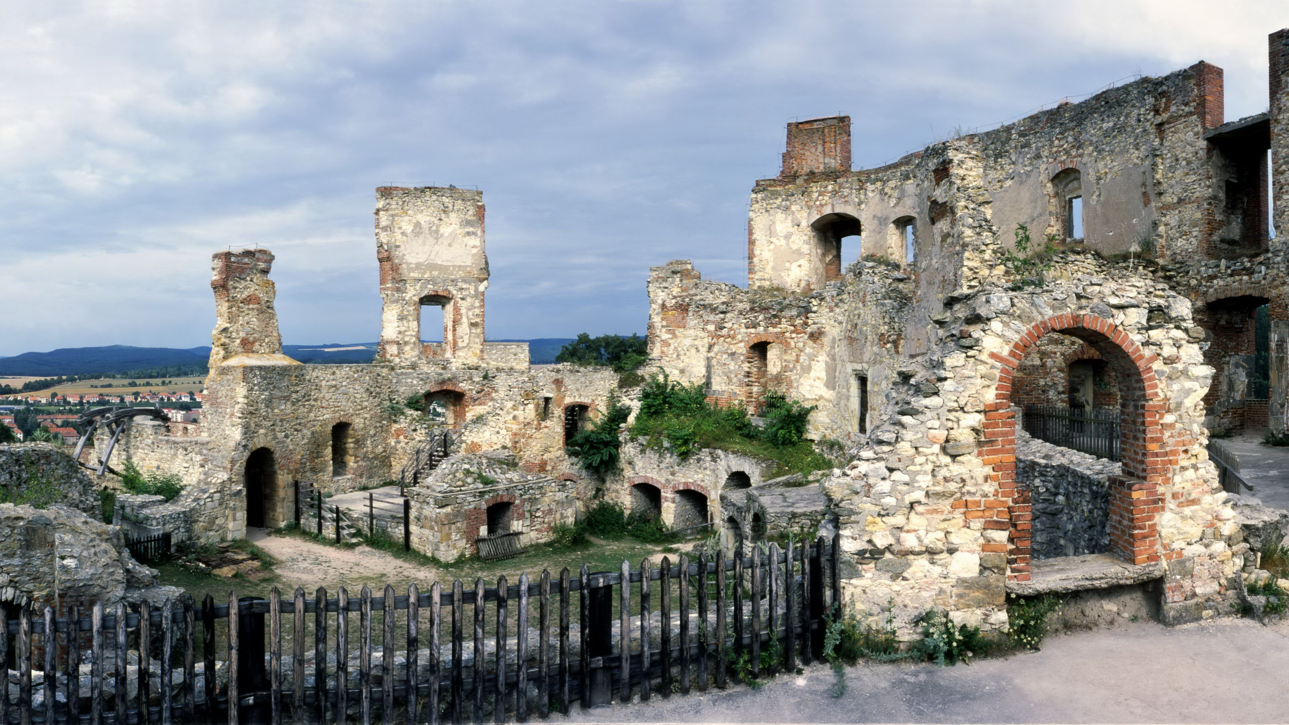 Boskovice - castle