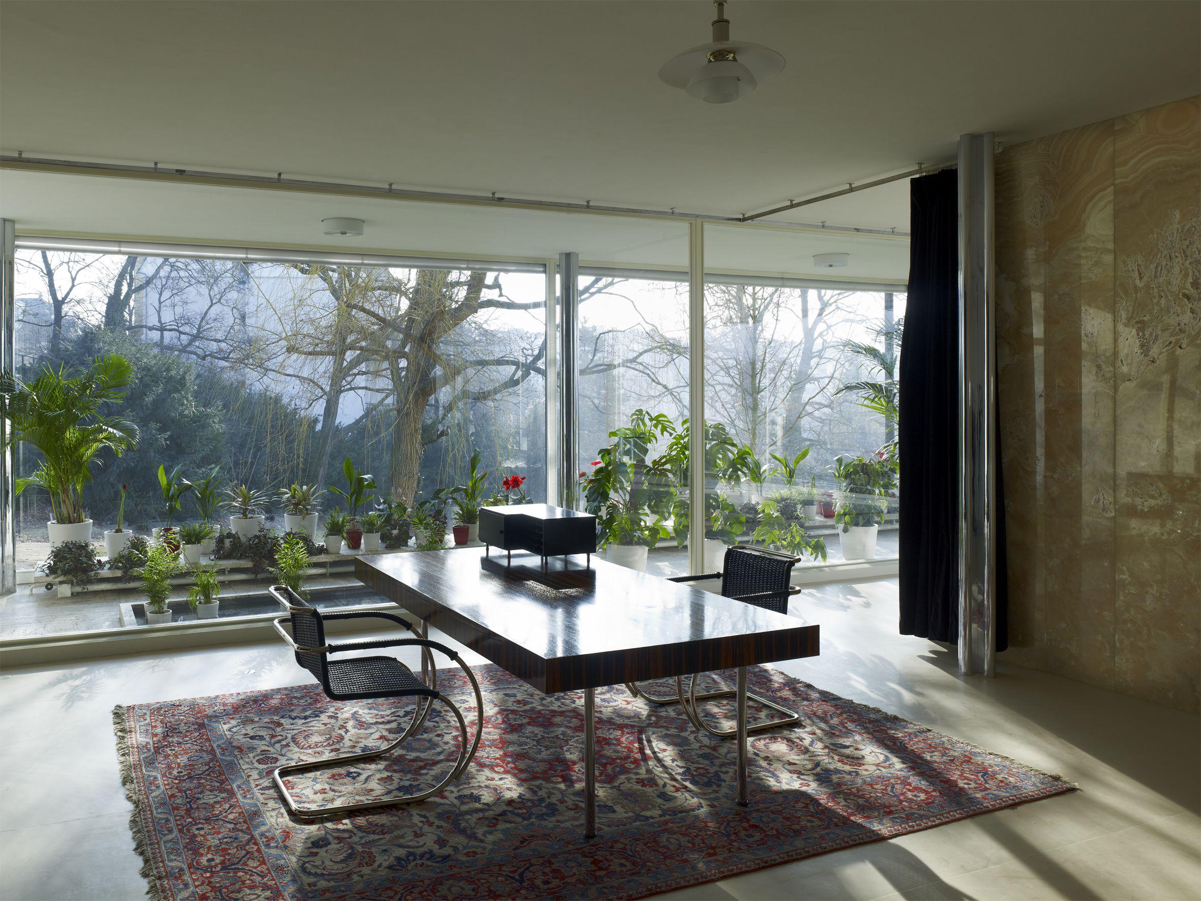 Die Villa Tugendhat – Innenansicht