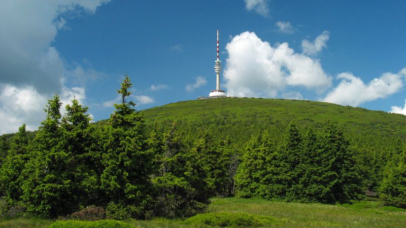 Jeseníky Mountains - Praděd