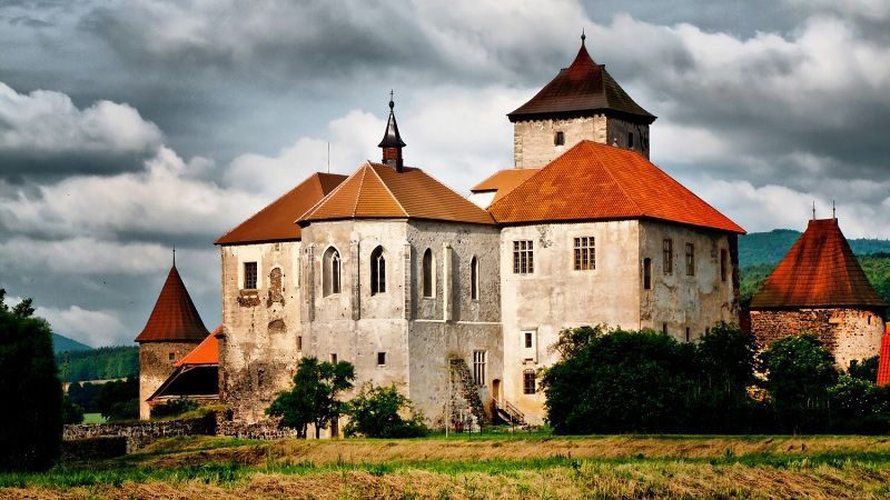 Castello di Švihov