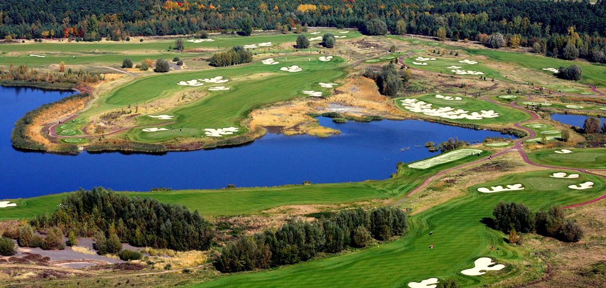 Golf resort di Kunětická hora