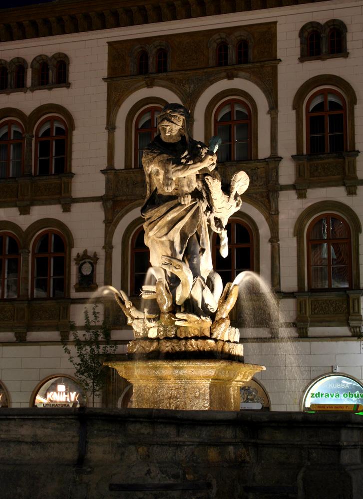 Hercules Fountain
