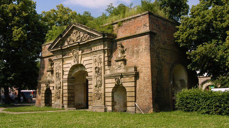 Olomouc - Theresian Gate
