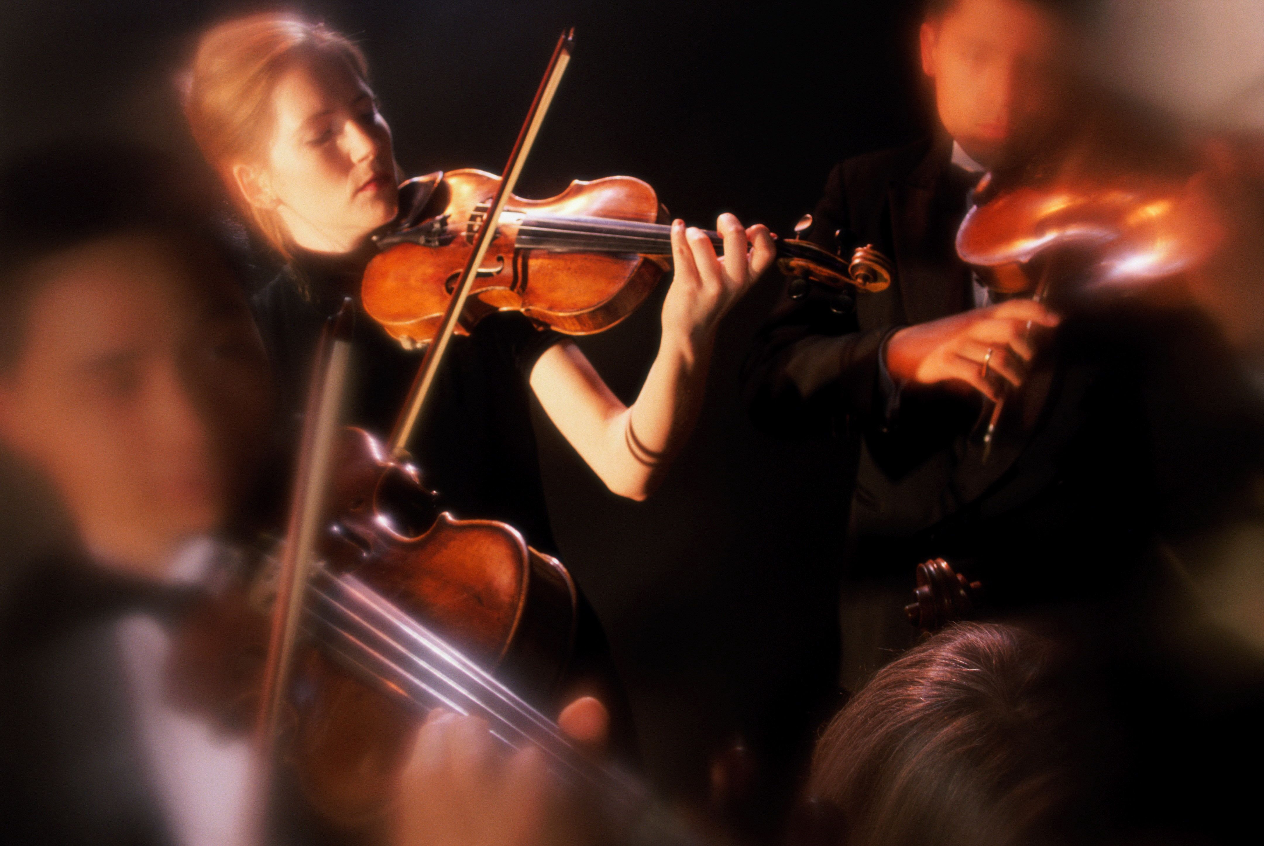 Attending a concert played by the famous Prague Philharmonic Orchestra is a stylish way to bid farewell to the year.