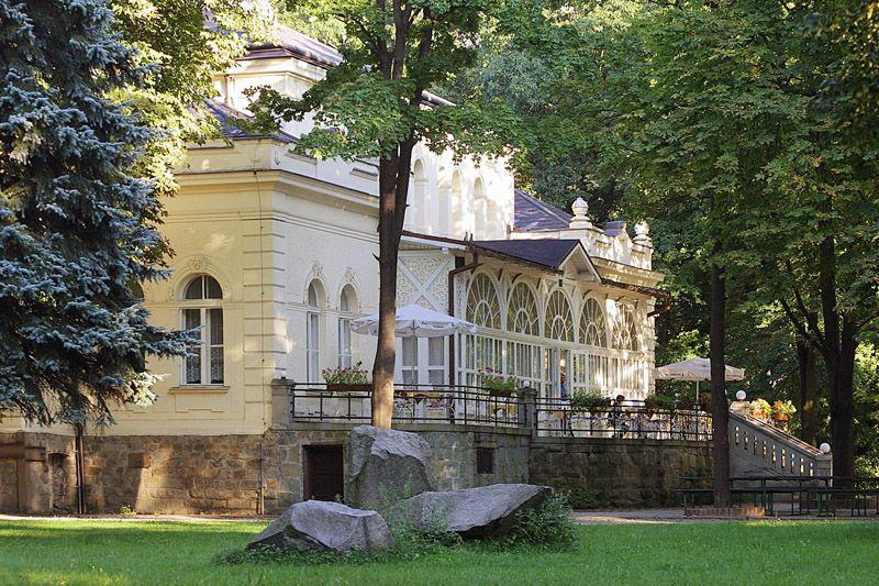 Курорт Дарков
