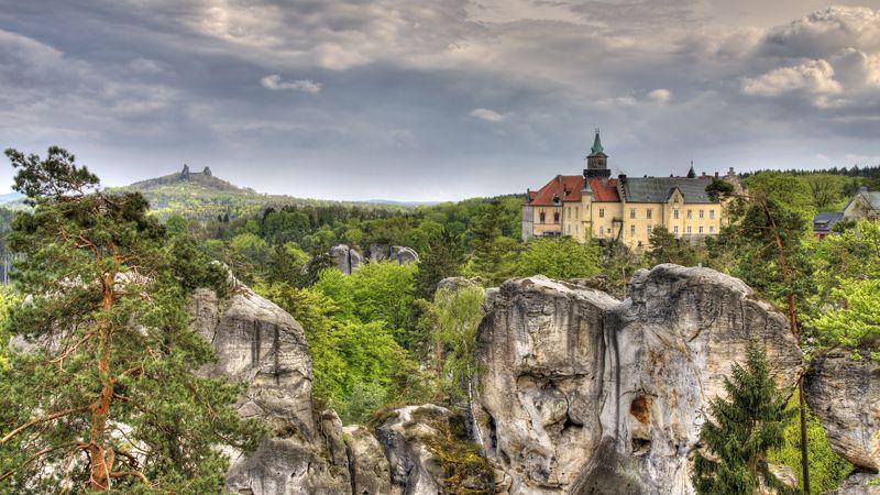 Chateau Hrubá Skála