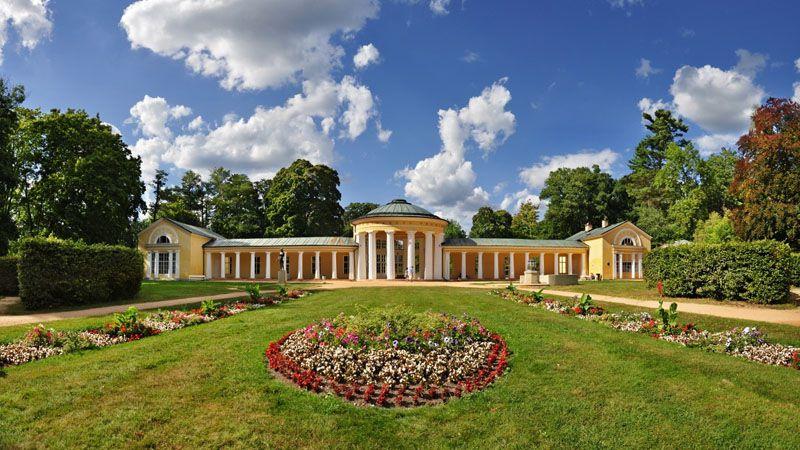 Marienbad – die Ferdinand-Quelle