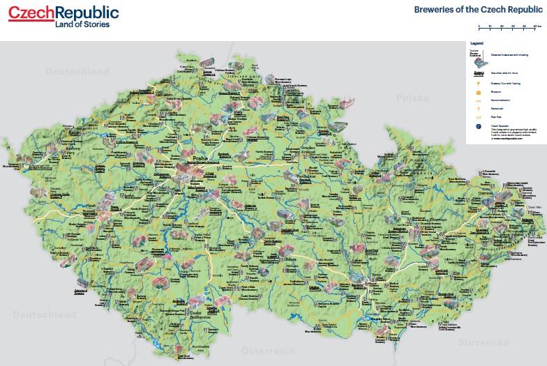Czech Republic Brochures