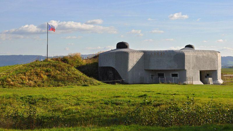 Кралики - военная крепость