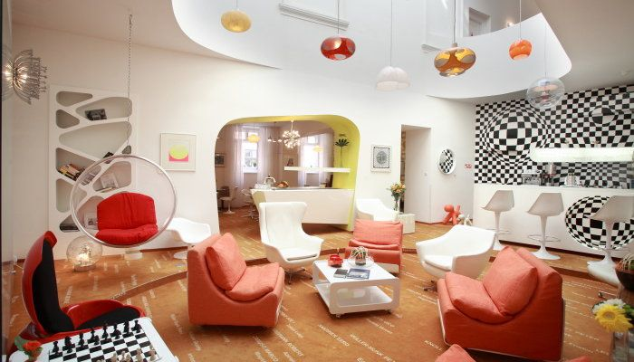Hotel Sax a Praga