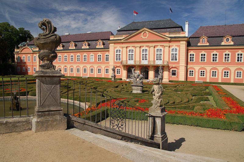 Dobříž Chateau